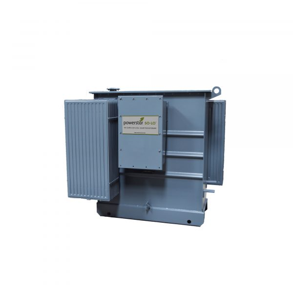 Powerstar SO-LO Distribution Transformer - Super low-loss smart transformer with remote monitoring functionality
