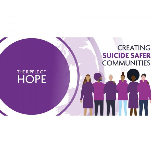Creating hope through action for World Suicide Prevention Day