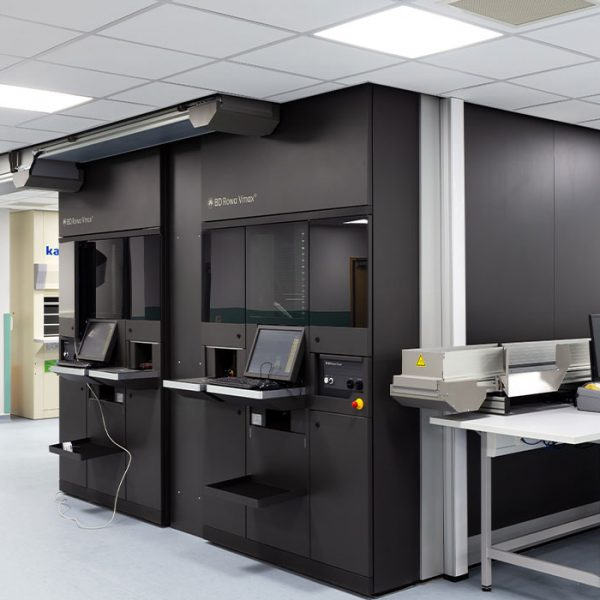 Wates Smartspace completes pharmacy fit-out at Royal Hampshire County hospital