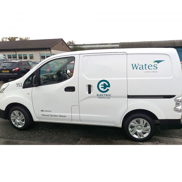 Wates introduces first fleet of electric vehicles