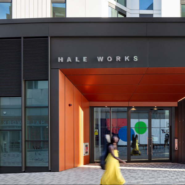 Hale Works Tottenham Hale
